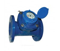Счётчик х/в турбинный СТВХ-65 Ду65 50С L=200мм фл Декаст