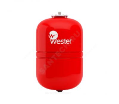 Бак мембранный для отопления WRV 24л 5атм Wester 0-14-0060