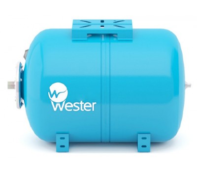 Гидроаккумулятор WAO 80л 10атм горизонт Wester 0-14-0990