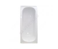 Ванна сталь 1500х700х400мм Donna Vanna белый в комплекте с ножками ВИЗ DV-53901
