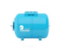 Гидроаккумулятор WAO 50л 10атм горизонт Wester 0-14-0970