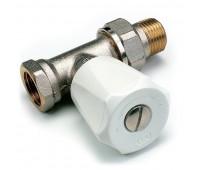 Клапан терморегулирующий для радиатора  Ду20  прям ручной Comap 419206