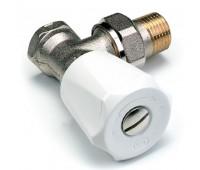 Клапан терморегулирующий для радиатора  Ду15  угл ручной Comap 418204