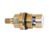 Кран-букса для смесителя к/затвор 20 шлицов  Varion 6110080