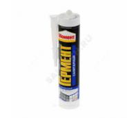 Герметик силикон   санитарный 280гр белый Момент АМ023