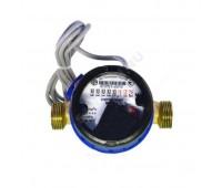 Счётчик х/в импульсный ВСХд-20 Ду20 50С L=130мм в комплекте 1л/имп Тепловодомер