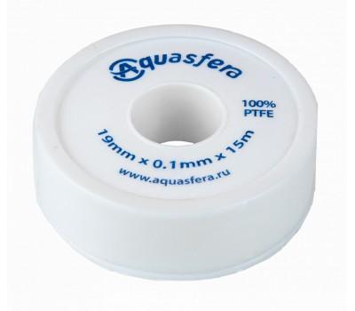 Лента катушка ФУМ 19ммх0,1ммх15м Aquasfera  6020-03