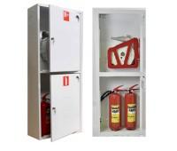 Шкаф пожарн ШПК 320 НЗБ 200 мм навесной закрытый белый