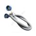 Шланг для стиральной машины заливной L=4,0м в упаковке х/в серый ЗИП 018-0039