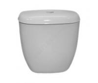 Бачок Виктория/Воротынский белый ниж/подвод кнопка б/комплекта Santeri 1.3521.6.S00.00B.F
