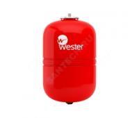Бак мембранный для отопления WRV 18л 5атм Wester 0-14-0055