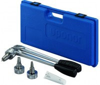 Инструмент расширительный ручной Дн16,20,25 Q&E Uponor в комплекте  1004064