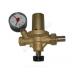 """Клапан подпиточный ALOMD Ду1/2"""" с манометром (30) Watts 10004890(02.40.215)"""