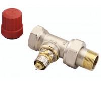 Клапан для двухтр системы Ду15 RA-N прям Danfoss 013G3904/013G0114/013G7014