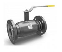 Кран шаровой сталь вода КШЦФ Ду50 Ру40 фл полный проход L=180мм LD 11110500402MULD000001800