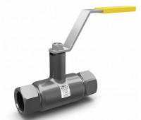 Кран шаровой сталь вода КШЦМ Ду25 Ру40 ВР/ВР стандартный проход LD 13300259402MULD000000000