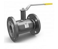 Кран шаровой сталь вода КШЦФ Ду40 Ру40 фл стандартный проход LD 11110409402MULD000000000