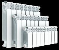 Радиатор биметалл RIFAR BASE 350 10 секций RIFAR
