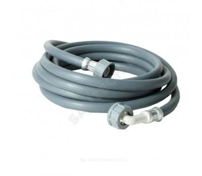 Шланг для стиральной машины заливной L=4,0м в упаковке серый (100) Монофлекс Н01496
