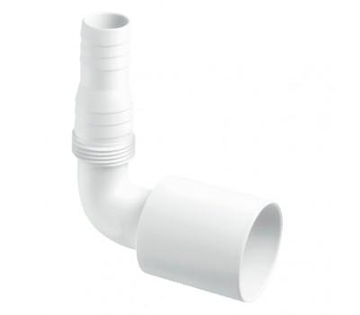 Адаптер для слива угл D=32мм 90° McAlpine MRWMF90-32