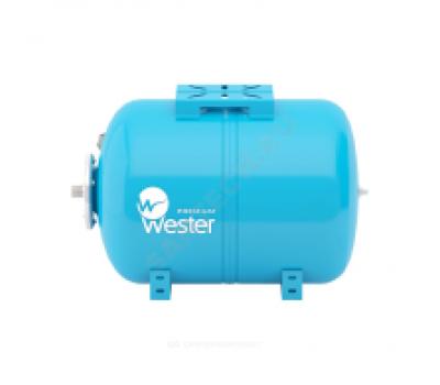 Гидроаккумулятор WAO 100л 10атм горизонт Wester 0-14-0995
