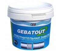 Мастика для пропитки льна 500гр банка Gebatout