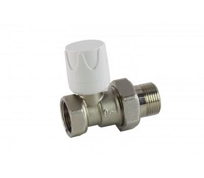 Клапан ручной  для радиатора Ду20 прямой Ogint 022-1369