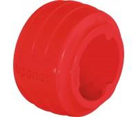 Кольцо PE-X красный Дн16 с упором Uponor 1058010