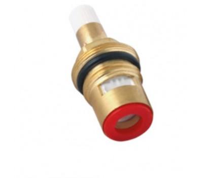 Кран-букса для смесителя  хром хром LeMark LM8501R-BL
