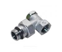 Клапан запорн R16TG для радиатора Ду15 угл (50) Giacomini R16X033