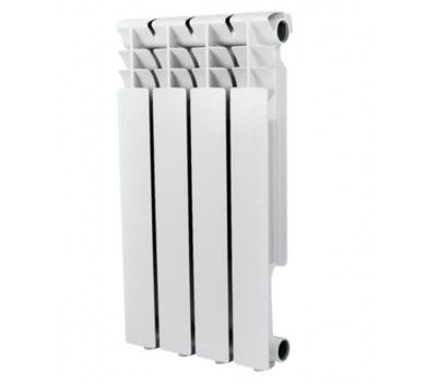 Радиатор алюминий Delta Plus 500 6 секций Ogint 117-5945