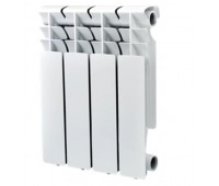 Радиатор алюминий Delta Plus 350 4 секции Ogint 117-0342