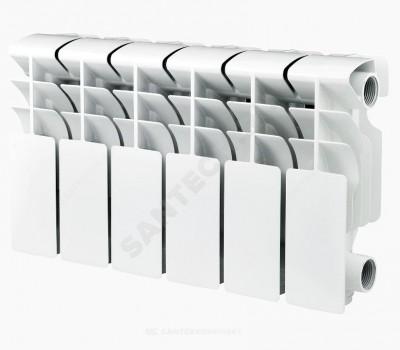 Радиатор алюминий Classic 200 5 секций Ogint 117-5996