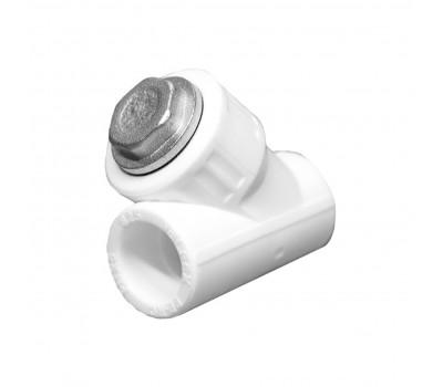 Фильтр PP-R сетчатый Дн25 ВР/ВР (40/10) Valfex 10141025
