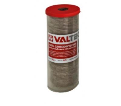 Нить сантехнич лен 55м (24/1) Valtec  VT.FLAX.0.055