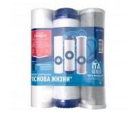 Комплект картриджей Стандарт  ITA Filter F30810