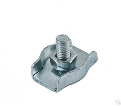 Зажим Single для троса 3мм сталь нерж  SS304 ACR