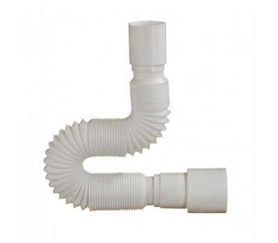 Труба  гибкая 40х40/50 мм L=650мм Орио АС-1010