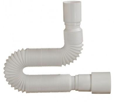 Труба  гибкая 40х40/50 мм L=1250мм Орио АС-10102