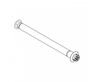 Труба воздуховода Ду80 с защитной решеткой Protherm 0020199438