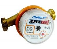 Счётчик универ  Ду15 L=110мм в комплекте 1,5м3/ч Пульсар ЭКО Н00016122