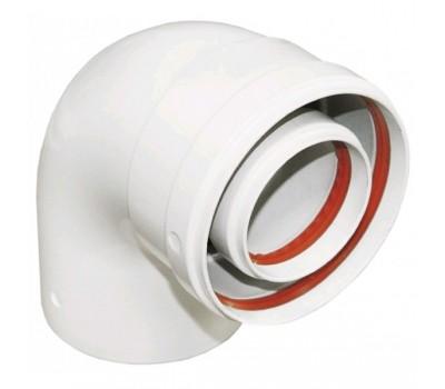 Уголок алюминий 60/100 90° для котлов Рысь,Ягуар Protherm 3003200383