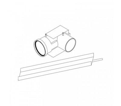 Отвод алюминий 80мм 90º, с опорной консолью Protherm 0020199435
