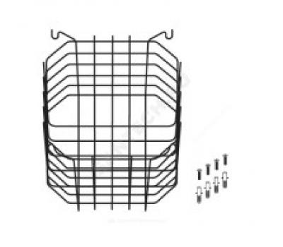 Решетка защитная 80/80 горизонт горизонт прохода через стену Protherm 0020199444