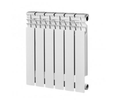 Радиатор биметалл 500/100 6 секций BEENPRO