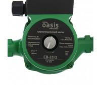 Насос циркуляционный CB 25/4-130 чугун комплект 220В 72Вт Qmax=2,4м3/ч Нmax=4м L=130мм Oasis