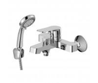 Смеситель для ванны  одноручный короткий излив Decoroom DR23036