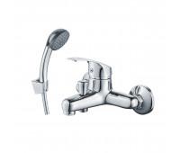 Смеситель для ванны  одноручный короткий излив Decoroom DR71035