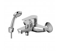 Смеситель для ванны  одноручный короткий излив Decoroom DR72036