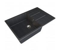 Мойка  искуственный камень Granite-12  черный GAMMA GRANITE 773-10712